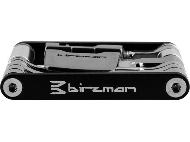 Birzman Feexman Neat 17 Multi Tool, czarny/srebrny